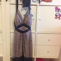 Платье леопард, в г.Зугдиди