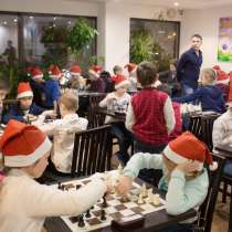Шахматная Школа, в Москве