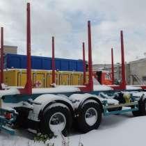 Прицеп сортиментовоз (усиленный), в Иркутске