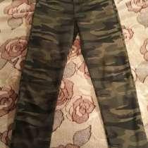 Продам брюки цвета хаки, в Бузулуке