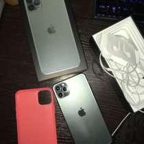 Apple iPhone 11 Pro Max 64gb Midnight green, в Волгограде