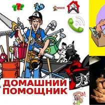 Помощник по дому, в г.Донецк