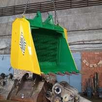 Просеивающий (дробильный) ковш надежный, в Волгограде