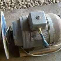 электодвигатель - наждак, в г.Кокшетау