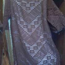 Платье ручной работы из хлопка,размер 54- 56,цена 10 тыс руб, в Красноперекопске