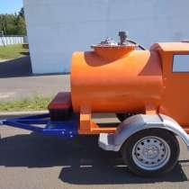 Прицеп-цистерна для перевозки дизельного топлива 500 литров, в Нижнем Новгороде