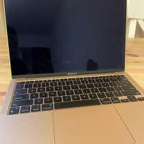 New Apple Macbook Air 13 M1 Chip 8GB/256GB LL/A Gold, в г.Тбилиси