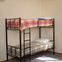 Кровати двухъярусные, односпальные металлокаркас, в Ростове-на-Дону