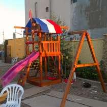 Детская игровая площадка «Тасмания», в Симферополе