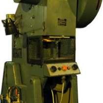 Продам Пресс механический кривошипный КД2122, в г.Гродно