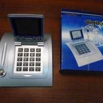 Органайзер настольный,электронный календарь,часы,калькулятор, в Москве