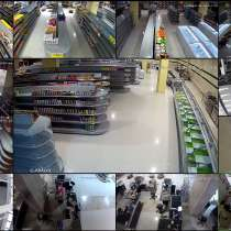 Установка IP, AHD камер видеонаблюдения. Настройка доступа с, в Новосибирске