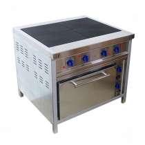 Плита электрическая ПЭ-0,48ЖШ для общепита, столовой, кафе, в Екатеринбурге