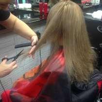 Обучение стрижкам волос горячими ножницами с отработкой. ЮАО, в Москве