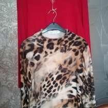 Водолазки леопардовая, красная,кофта к/р размер 46-50 Турция, в г.Минск