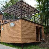 Дом 65 м² на участке 40 сот, в Сочи