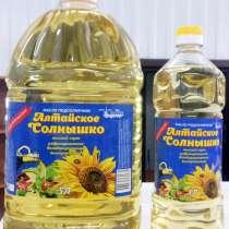 Масло подсолнечное рафинированное, в Барнауле