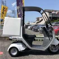 Скутер трайк Honda Gyro Canopy-2 TA03 Новый, в Москве