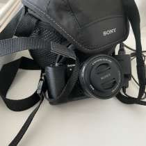 Фотоаппарат Sony Alpha A5100 Kit 16-50 Black 29500р, в Ярославле
