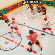 Игры футбол и хоккей, в Екатеринбурге