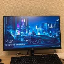 Игровой топ компьютер + монитор, в Москве