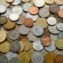 Иностранные монеты, в Калининграде