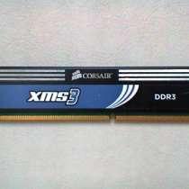 Corsair CMX4GX3M2A1333C8 4GB (2x2Gb) Память для компьютера, в Москве