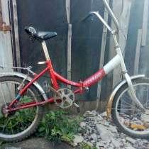 Велосипед, в Анне