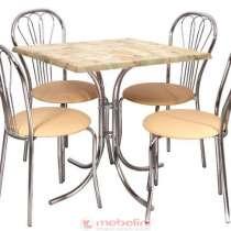 Стол для кафе соня 800х800х750 мм, в Уфе