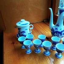 Китайский фаянсовый набор для китайской водки, в Ростове-на-Дону