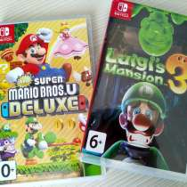 Luigi's Mansion 3 + New Super Mario Bros U Deluxe, в Нижневартовске