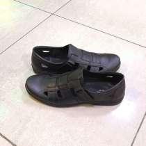 Летние туфли из натуральной кожи 47,48 размера, в Красноярске