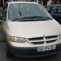 Продается минивен Dodge Caravan 2000 года, в г.Тбилиси