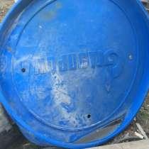 Заглушки синие пластиковые Газпром, в Красноярске