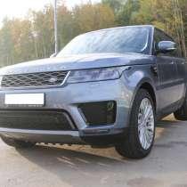 Продам Range Rover Sport, 2020 года, в Москве