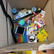 Коробка сюрприз часы ми банд 2 Инфинити скрепыши, в Москве