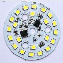 LED светодиодный модуль плата лампа АС 220 3w 5w 7w 9w 12w, в г.Луцк