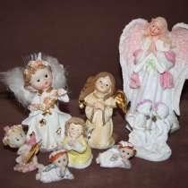 Фигурки ангелочки, в Туапсе
