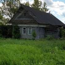 Дом с земельным участком в селе Ивановское Тверской губернии, в Твери