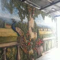 Роспиь стен, Картина, в Брянске