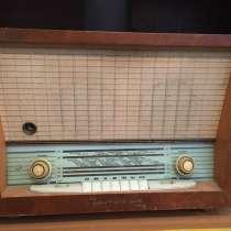 Ремонт советской радиотехники, в Москве