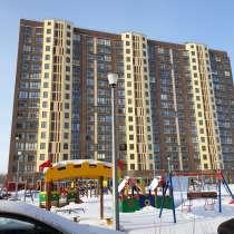 Квартира студия в ЖК Москва, в Тюмени