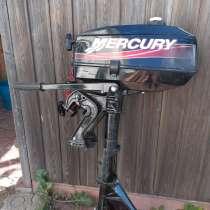 Лодочный мотор MERCURY 2.5, в Новосибирске