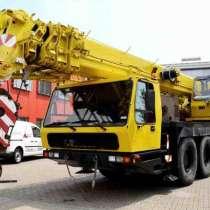 Аренда автокрана 80 тонн 41(56) метров Grove GMK 4080, в Нижнем Новгороде