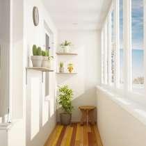 Внутренняя отделка балкона, в г.Минск