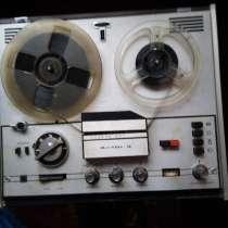 Котушечный магнитофон, в Воткинске