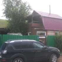 Уютный теплый жилой дом с участком и постройками, в Чите