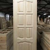 Деревянная дверь, в Москве
