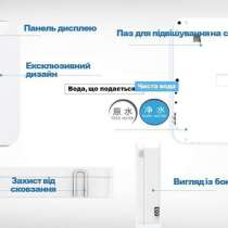 Водоочиститель мембранный пятиступенчатый ультра-фильтрацион, в г.Николаев