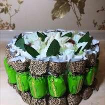 Тортик из конфет!, в Славянске-на-Кубани
